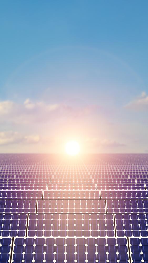太陽光パネルイメージ