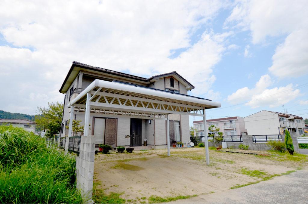 岡山県倉敷市リベルテ折半タイプ-E様-