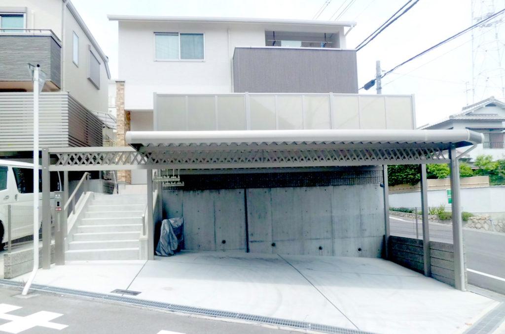 大阪府リベルテバルコニータイプ-S様-