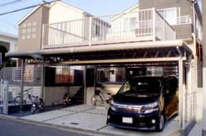 大阪府リベルテバルコニータイプ-H様-の画像