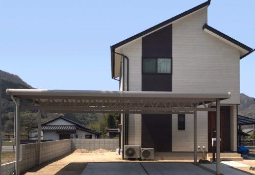 岡山総社市リベルテ折半タイプ-S様-の画像