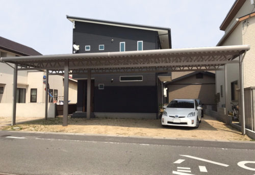 岡山県倉敷市リベルテ折半タイプ-O様-の画像