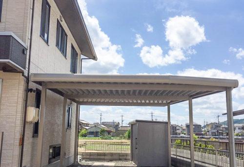 岡山県岡山市リベルテ折半タイプ-K様-の画像