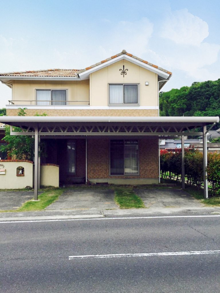 岡山県倉敷市リベルテ折半タイプ-H様-