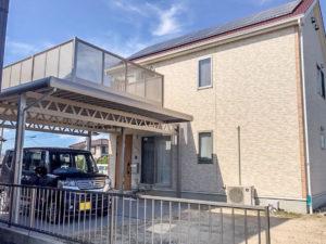 岡山県岡山市リベルテバルコニータイプ-K様-の画像