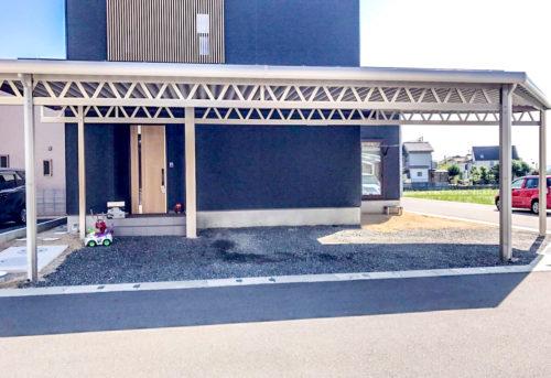 岡山県岡山市リベルテ折半タイプ-H様-の画像