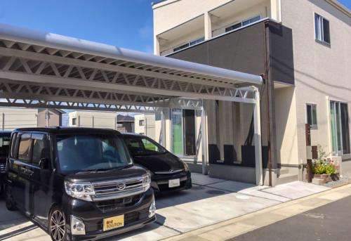 岡山県倉敷市リベルテ折半タイプ-H様-の画像