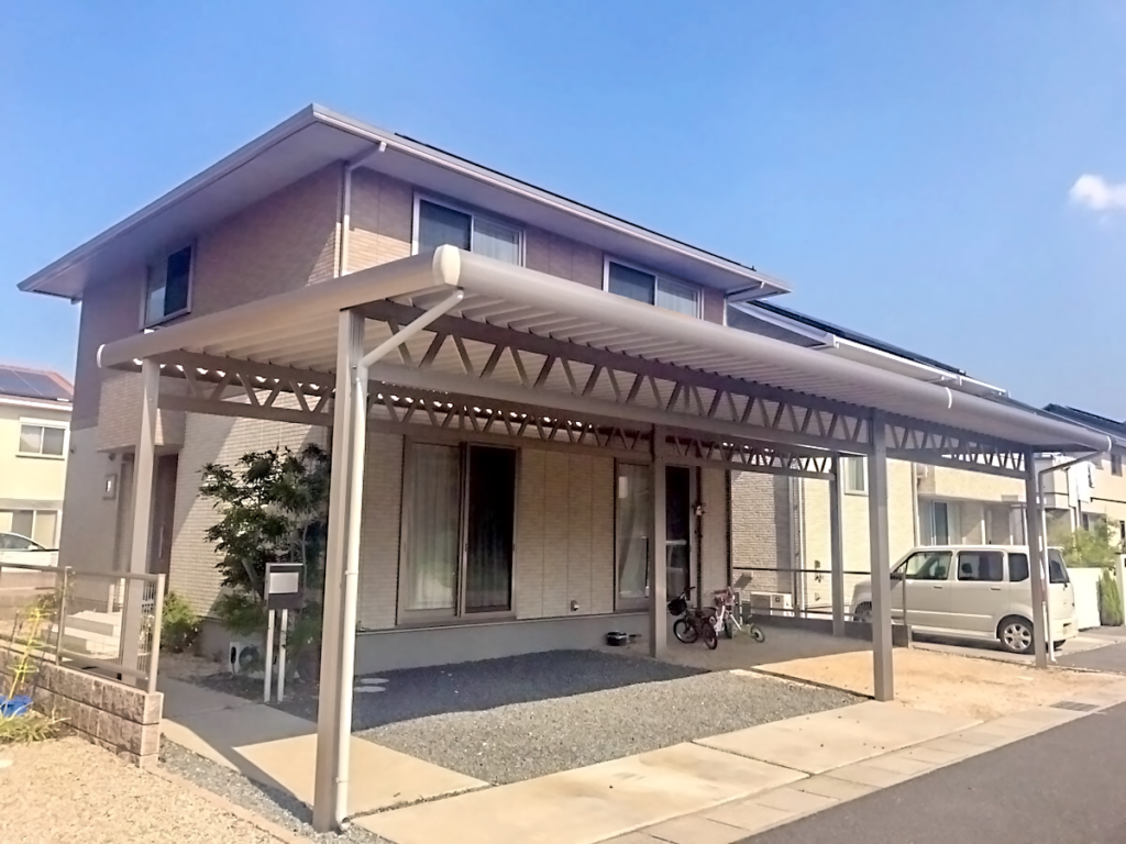 岡山県倉敷市リベルテ折半タイプ-O様-