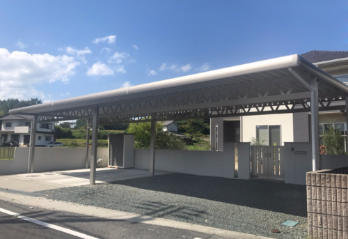 広島県福山市リベルテ折半タイプ-F様-の画像