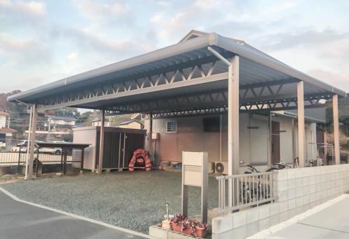 岡山県総社市リベルテ折半タイプN様の画像